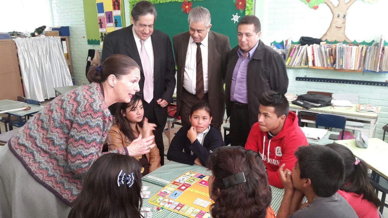 Beneficios de Participar en la Escuela
