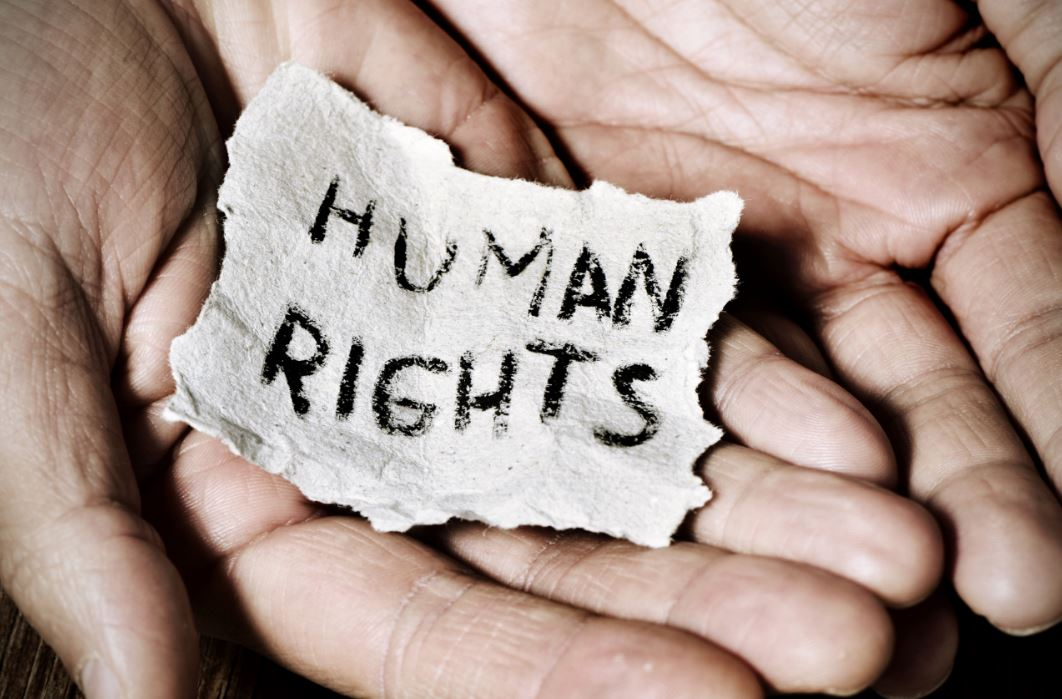 Primera encuesta de derechos humanos